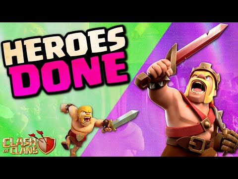 LEVEL 10 KING On My TH8!  Clash Of Clans