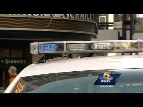 Cruisers in Cincinnati get new beacon lights