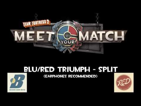 TF2 - BLU/RED Triumph - Split (Earphones Recommended) - Valve Studio Orchestra - Mike Morasky