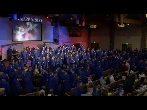 Charis Bible College - Second Year Graduation - 05/19/2018
