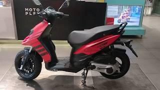 Aprilia Storm 125 | Hindi Walkaround | MotorOctane