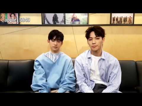 [Eng Sub] 170827 JJ Project FB live