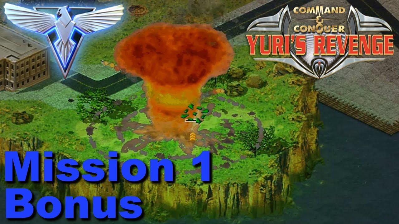 Alliierte M1: Bonus - Tanya, zum dahinschmelzen! - C&C: Yuri's Rache    Let's Play (German)