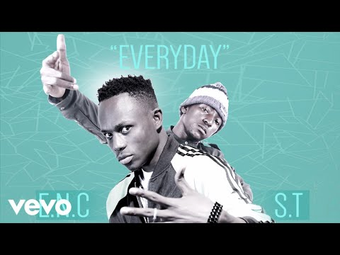 Download E.N.C - EVERYDAY (Audio) ft. ST