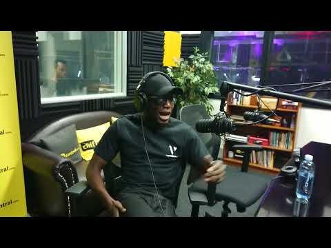 Acie Lumumba Interview with Gareth Cliff