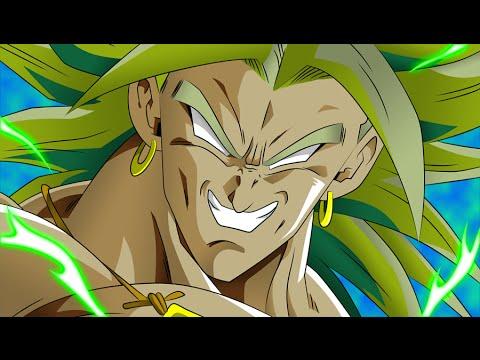 Guerreros Z Vs Broly【DragonBall Z】 Koi no Mega Lover