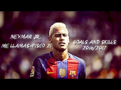 Neymar Jr. - Me Llamas Pisco 21- Goals and...