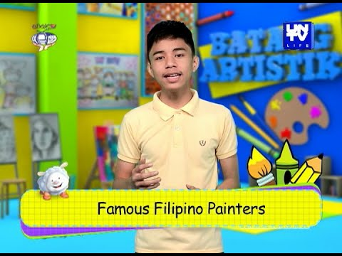UNTV Life: KNC Show - Famous Filipino painters and their works