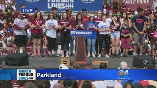 17 Killed In Parkland Shooting Remembered At March For Our Lives