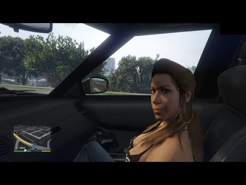 GTA V - Hot Date With Liz (Booty Call)