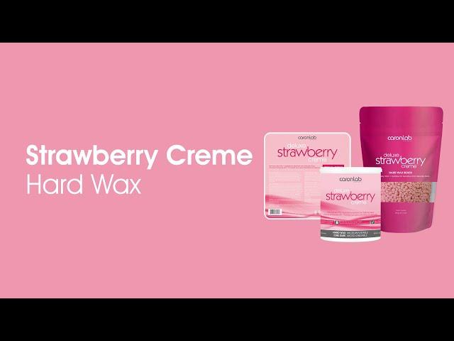 Strawberry Creme | Hard Wax