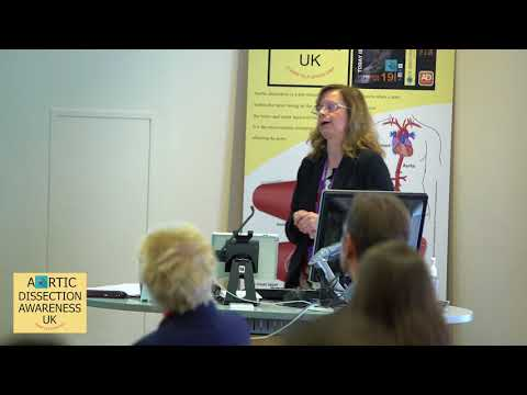 Deborah Harrington Consultant Cardiac and Aortic Surgeon,   Aortic Dissection Awareness Day 2017