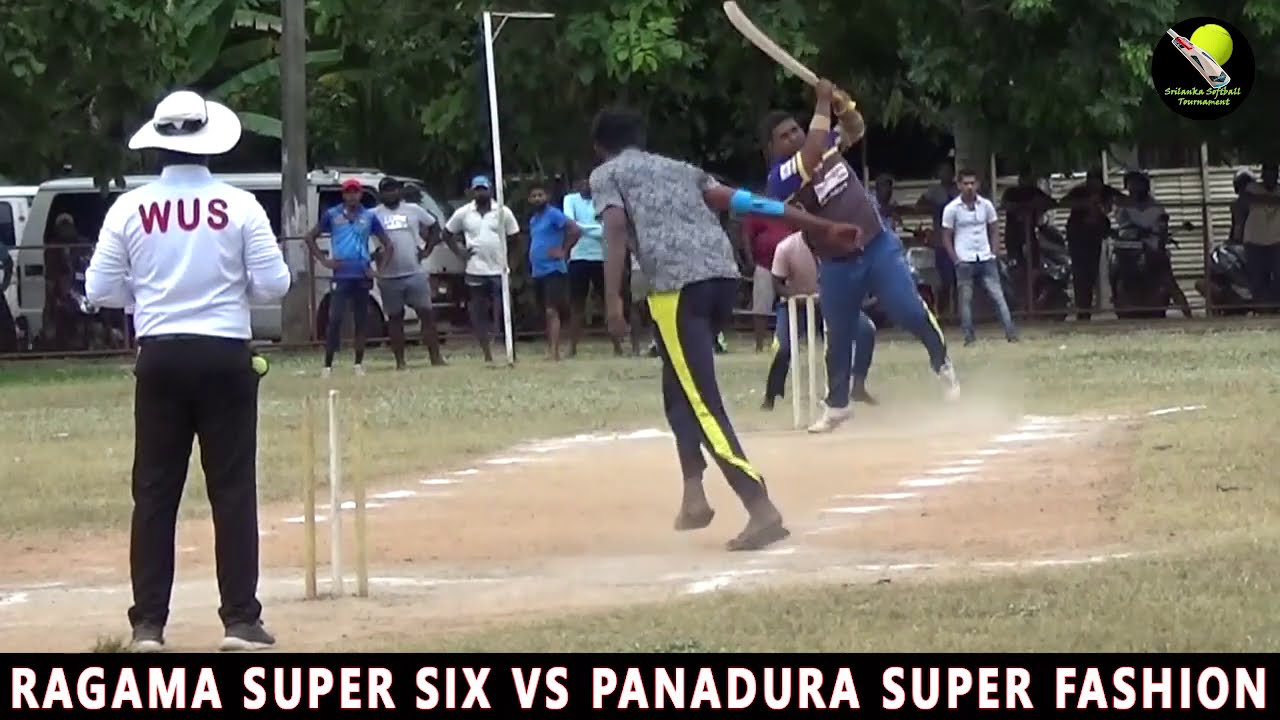 PANADURA SUPER FASHION VS RAGAMA SUPER SIX | KURANA TOURNAMENT - 2020