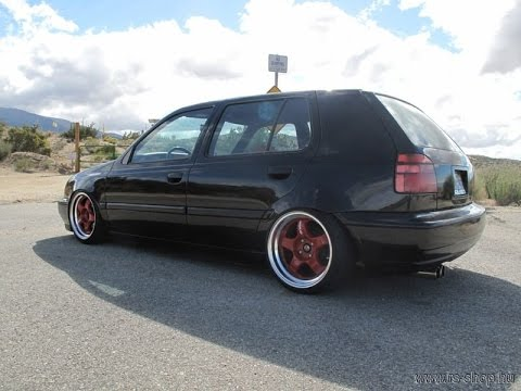 volkswagen golf 3 tuning by piter youtube. Black Bedroom Furniture Sets. Home Design Ideas