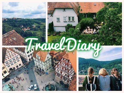 Travel Diary // Germany & The Alps