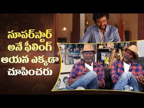 He never behaves like a superstar: Ram Laxman || Fight Masters Ram Lakshman Interview | Darbar Movie