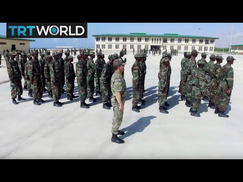 Money Talks: Turkey opens its largest military base in Mogad