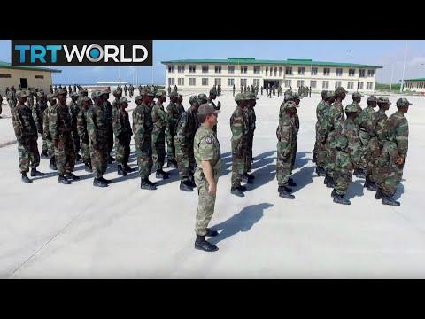 Money Talks: Turkey opens its largest military base in Mogadishu