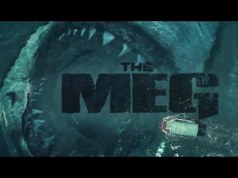 'The Meg'   2018   Jason Statham, Rainn Wilson
