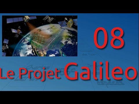 08: Galiléo et le positionnement par satellite