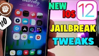 NEW IOS 12 - 12.1.2 Jailbreak Tweaks: Best Unc0ver Cydia Tweaks!