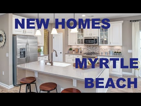 NEW HOMES MYRTLE BEACH