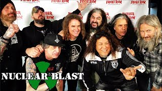 METAL ALLEGIANCE - 5th Year Anniversary Tour Recap ( TRAILER)