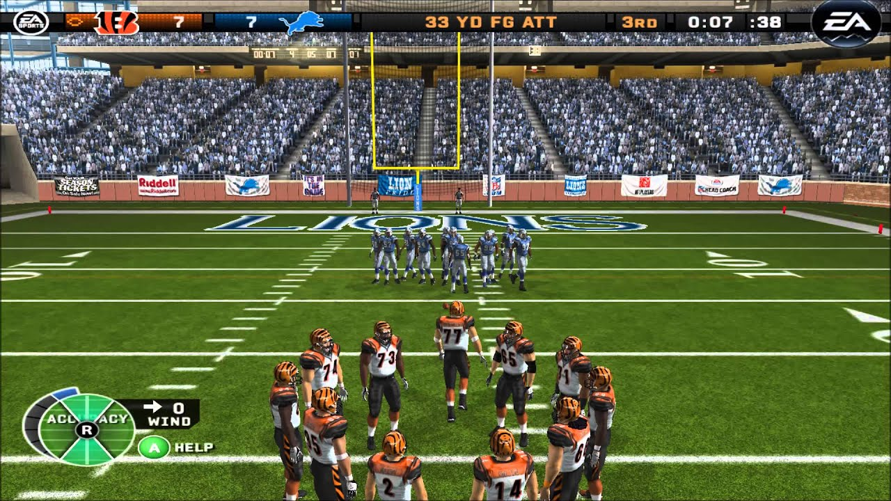 nfl games on internet on games