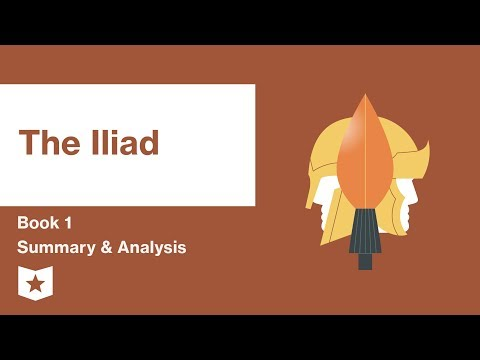 The Iliad by Homer | Book 1 Summary & Analysis