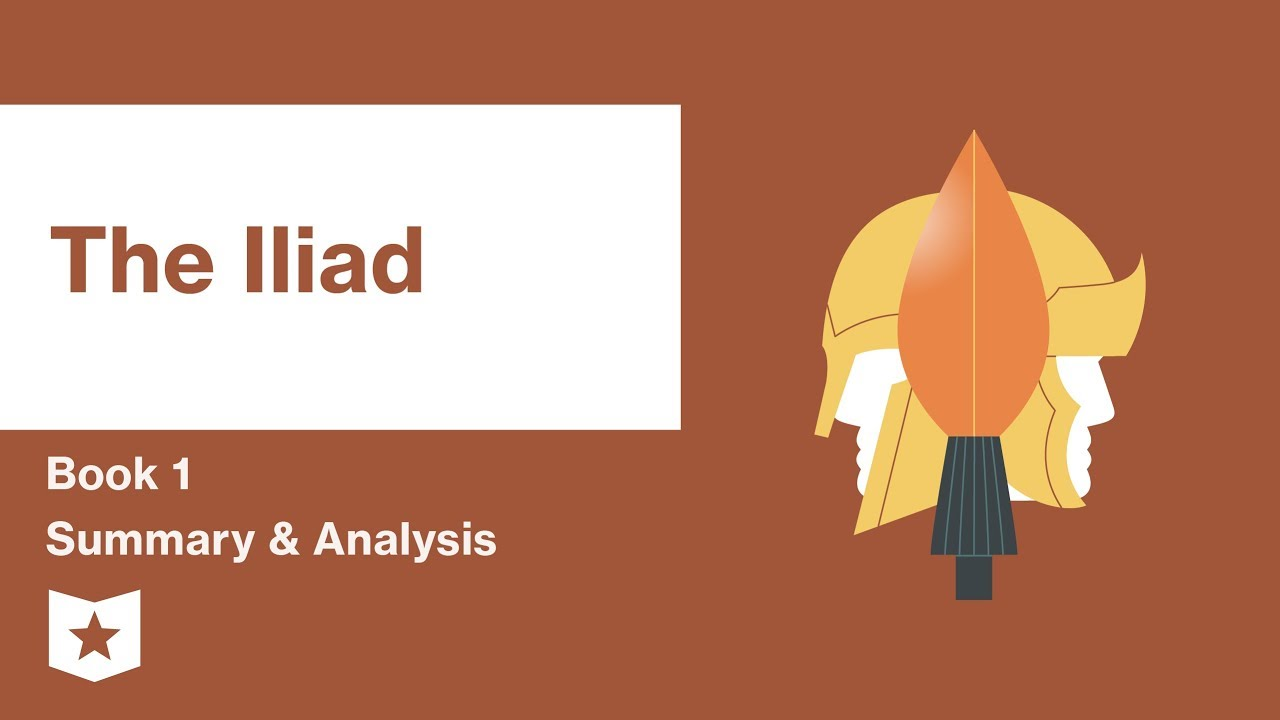 an analysis of the illiad The iliad summary supersummary, a modern alternative to sparknotes and cliffsnotes, offers high-quality study guides that feature detailed chapter summaries and analysis of major themes, characters, quotes, and essay topics.