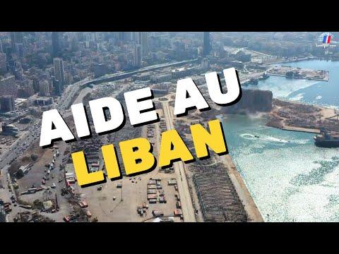 Liban - l'armée de Terre en action sur le terrain
