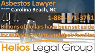 Carolina Beach Asbestos Lawyer & Attorney - North Carolina