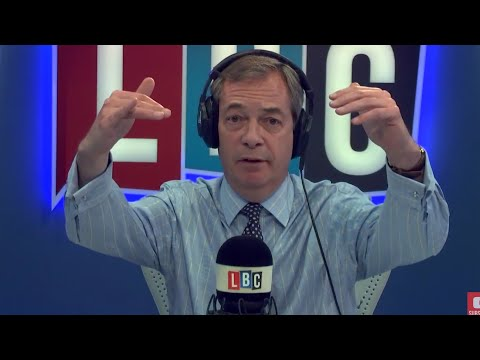 The Nigel Farage Show: Remainers Would you have supported a United States of Europe? - 7th Dec 2017