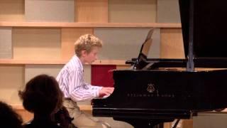 """Milton Babbitt Memorial Concert - """"Semi-Simple Variations"""" (Babbitt)"""