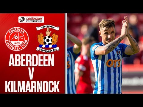 Aberdeen 0-2 Kilmarnock  | Stewart Scores Against Old Club! | Ladbrokes Premiership