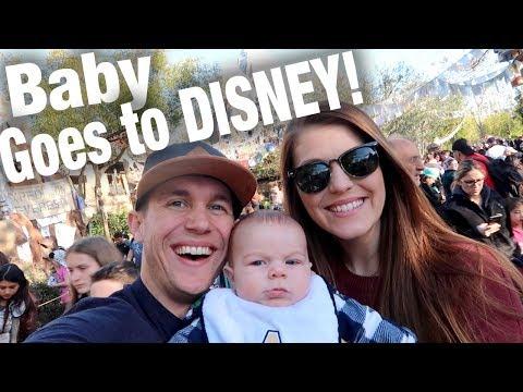 Leo's First Disney Trip to Animal Kingdom!