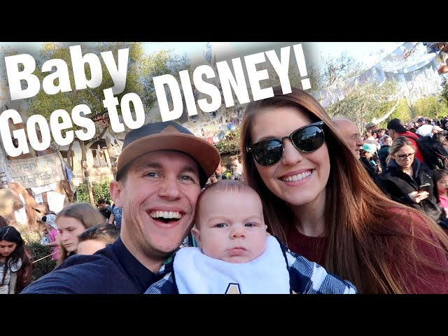Leo's First Disney Trip to Animal Kingdom!