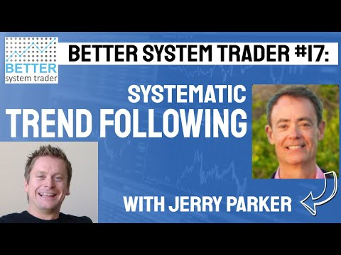 017: Jerry Parker, CTA, from the Turtles trading group shares 30+ years of trading experience