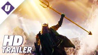 Aquaman Official 39 Waves 39 Tv Spot 2018 Jason Momoa Amber Heard