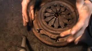 Как сбалансировать маховик двигателя