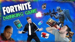 🔴LIVE | 🥤🍺FORTNITE DRINKING GAME!!! 🍺🥤| GIVEAWAY | Donations = Wasted | Xbox PS4 PC | Join TSA