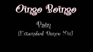 Watch Oingo Boingo Pain video