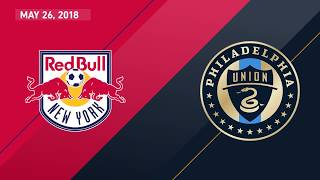 HIGHLIGHTS: New York Red Bulls vs. Philadelphia Union