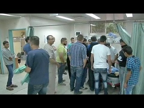 Palestinian boy 'killed by Israeli troops' in West Bank raids