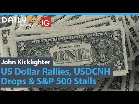 US Dollar Rallies, USDCNH Drops And S&P 500 Stalls On Unexpected News