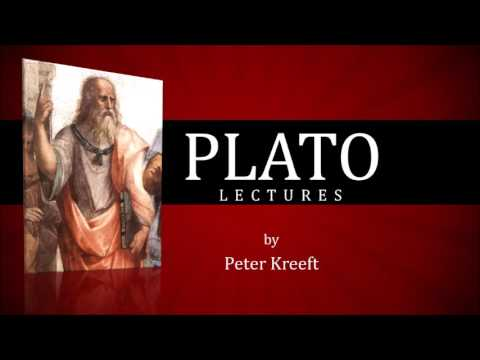 Intro to Plato - Peter Kreeft (Lecture 1)