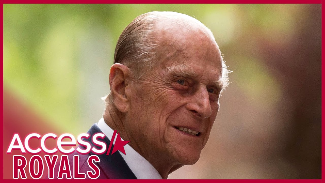 Prince Philip's Cause Of Death Revealed (Report) - Access