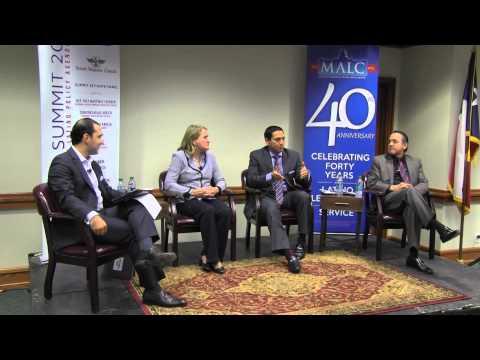 2013 Latino Summit - Changing Demographics In Texas