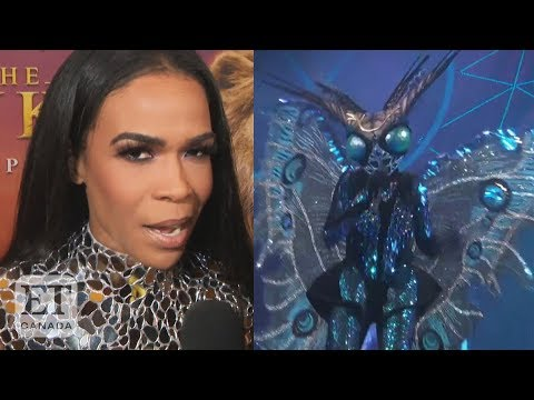 Is Michelle Williams the Butterfly on The Masked Singer?
