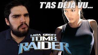 T'as déjà vu LARA CROFT: TOMB RAIDER ?
